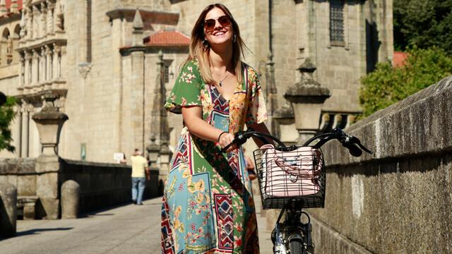 Amarante de Bicicleta